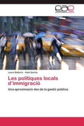 Les polítiques locals d immigració