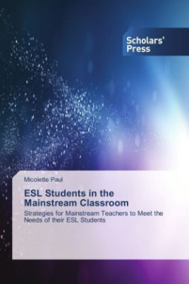 ESL Students in the Mainstream Classroom
