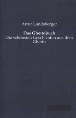 Das Ghettobuch