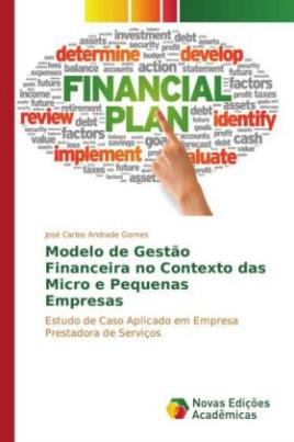 Modelo de Gestão Financeira no Contexto das Micro e Pequenas Empresas