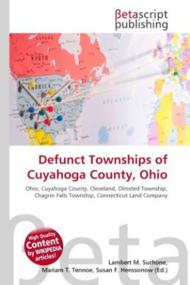 Defunct Townships of Cuyahoga County, Ohio