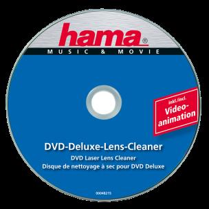 "DVD-Laserreinigungsdisc ""Deluxe"""
