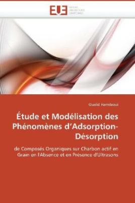 Étude et Modélisation des Phénomènes d Adsorption-Désorption