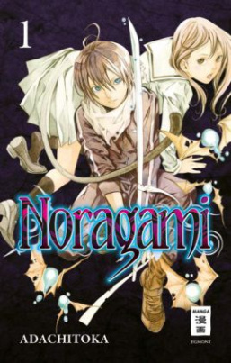 Noragami. Bd.1