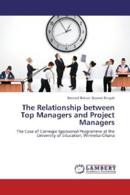 The Relationship between Top Managers and Project Managers