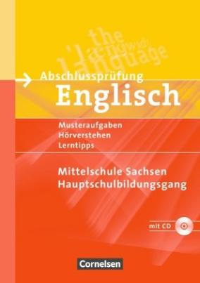 9. Schuljahr, Mittelschule Sachsen, Hauptschulbildungsgang, m. Audio-CD