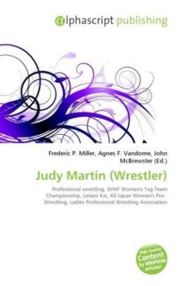 Judy Martin (Wrestler)