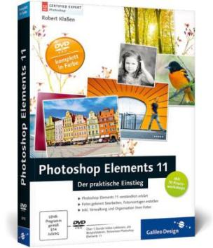 Photoshop Elements 11, m. DVD-ROM
