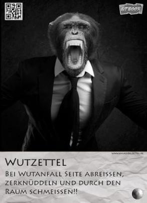 Wutzettel to go