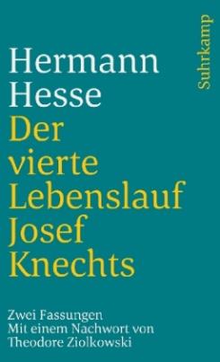 Der vierte Lebenslauf Josef Knechts