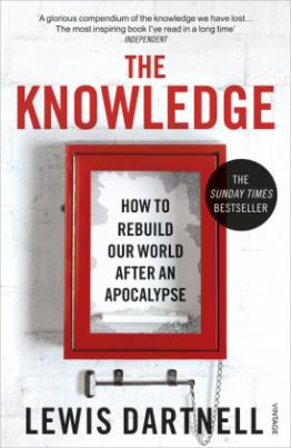 The Knowledge. Das Handbuch für den Neustart der Welt, englische Ausgabe