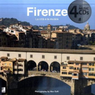 Firenze, Bildband u. 4 Audio-CDs