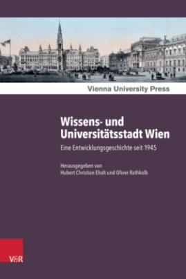 Wissens- und Universitätsstadt Wien