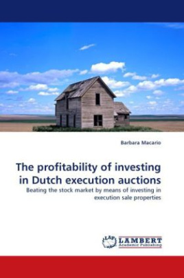 The profitability of investing in Dutch execution auctions