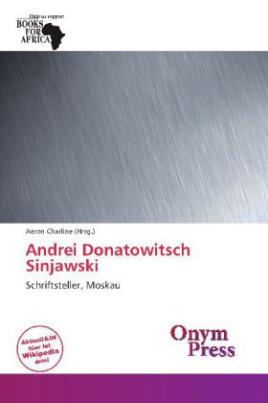 Andrei Donatowitsch Sinjawski