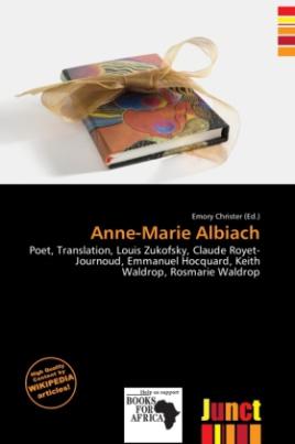 Anne-Marie Albiach
