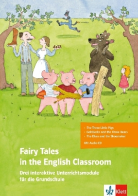 Fairy Tales in the English Classroom, m. Audio-CD