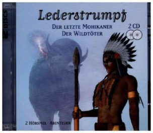 Lederstrumpf, 2 Audio-CDs