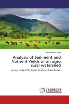 Analysis of Sediment and Nutrient Yields of an agro rural watershed