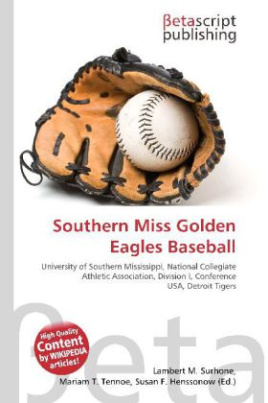 Southern Miss Golden Eagles Baseball