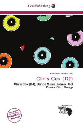 Chris Cox (DJ)