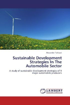 Sustainable Development Strategies In The Automobile Sector