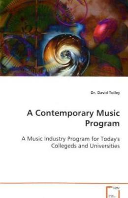 A Contemporary Music Program