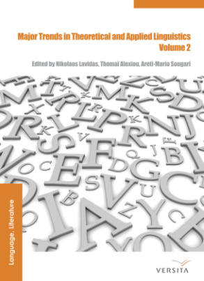 Major Trends in Theoretical and Applied Linguistics. Vol.1