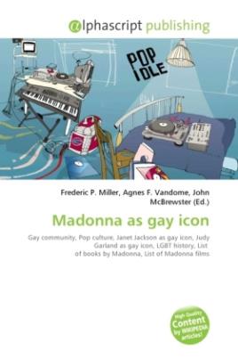 Madonna as gay icon