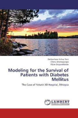 Modeling for the Survival of Patients with Diabetes Mellitus