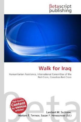 Walk for Iraq