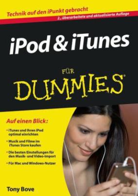 iPod & iTunes für Dummies