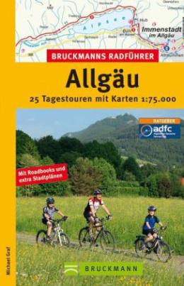 Bruckmanns Radführer Allgäu