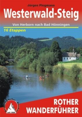 Rother Wanderführer Westerwald-Steig