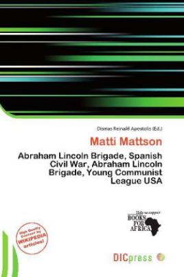 Matti Mattson