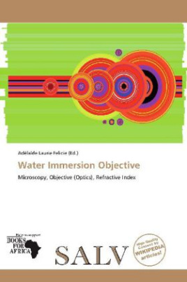 Water Immersion Objective