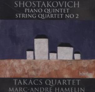 Streichquartett 2 in A-Dur/Klavierquintett