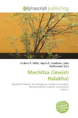 Mechitza (Jewish Halakha)