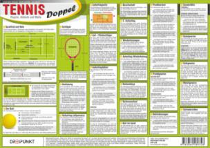 Tennis (Doppel), Tafel