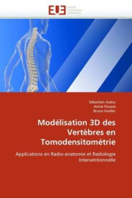 Modélisation 3D des Vertèbres en Tomodensitométrie