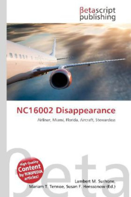 NC16002 Disappearance