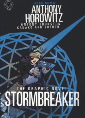 Stormbreaker, The Graphic Novel