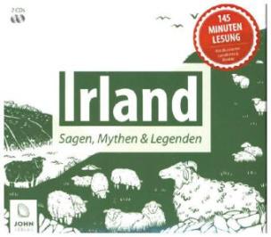 Irland: Sagen, Mythen und Legenden, Audio-CD