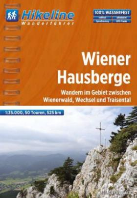 Hikeline Wanderführer Wiener Hausberge
