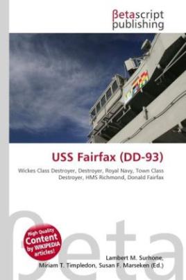 USS Fairfax (DD-93)