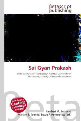 Sai Gyan Prakash