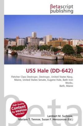 USS Hale (DD-642)