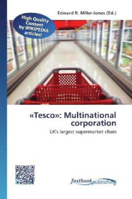 «Tesco»: Multinational corporation