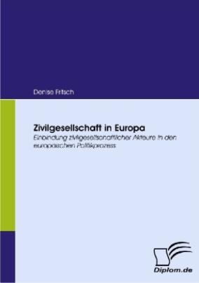 Zivilgesellschaft in Europa