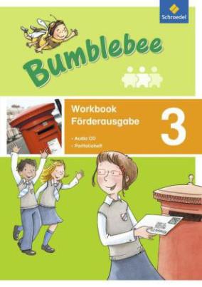 3. Schuljahr, Workbook Förderausgabe, m. Portfolioheft und Pupil's Audio-CD